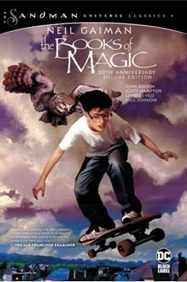 Books of Magic 30th Anniversary Neil Gaiman 9781779502339