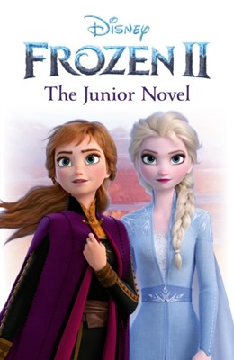 Disney Frozen 2 The Junior Novel Igloo Books 9781838526740
