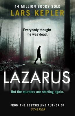 Lazarus Lars Kepler 9780008205959