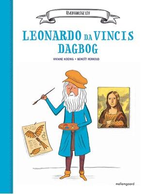 Leonardo da Vincis dagbog Viviane Koenig 9788772188041