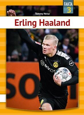 Erling Haaland Tommy Heisz 9788740662849
