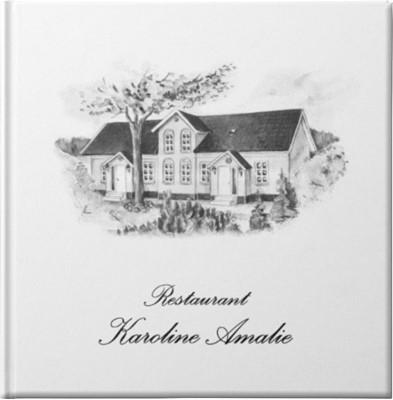Restaurant Karoline Amalie Rikke Brockstedt, Kristian Evensen-Smith, Anna Simonia Gjørup 9788791355721
