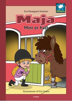 Mini er halt Eva Mosegaard Amdisen 9788740661095