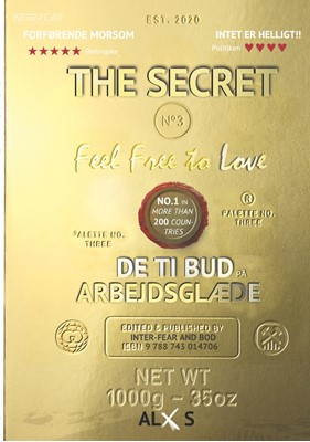 The Secret 3.0 Feel Free to Love ALx S 9788743081869