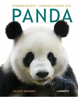 Panda Valerie Bodden 9788772248202