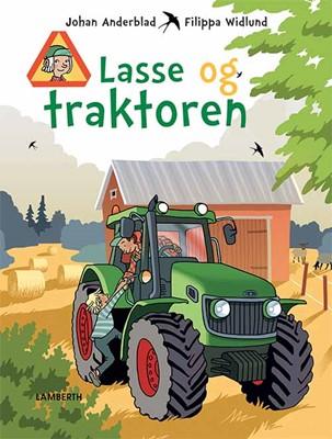 Lasse og traktoren Johan Anderblad 9788772248127