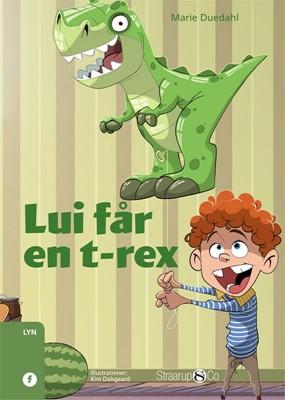 Lui får en t-rex Marie Duedahl 9788770187084