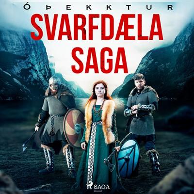 Svarfdæla saga – Óþekktur 9788726516302