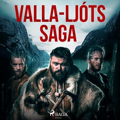 Valla-Ljóts saga – Óþekktur 9788726516272