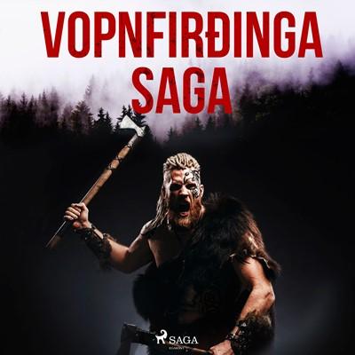 Vopnfirðinga saga – Óþekktur 9788726516258