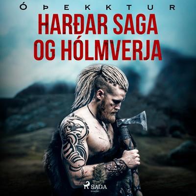 Harðar saga og Hólmverja – Óþekktur 9788726516357