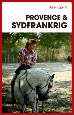 Turen går til Provence & Sydfrankrig Frederik Crone 9788740056297