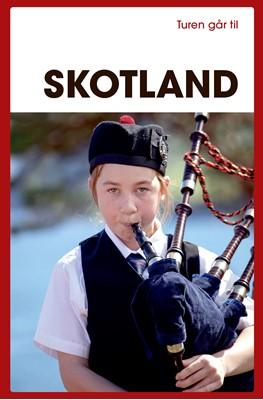 Turen går til Skotland Bjarne Nørum 9788740063707