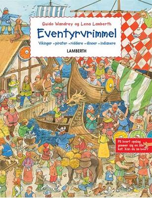 Eventyrvrimmel Lena Lamberth 9788772248073