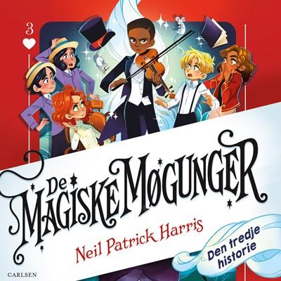 De magiske møgunger (3) - Den tredje historie Neil Patrick Harris 9788726457742