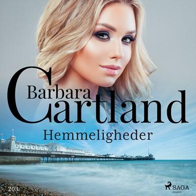 Hemmeligheder Barbara Cartland 9788726424355