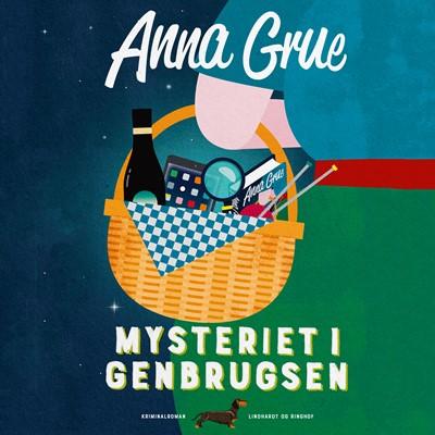 Mysteriet i Genbrugsen Anna Grue 9788726473742