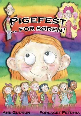 Pigefest ... for Søren! Ane Gudrun 9788793767812