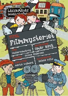 Filmmysteriet - LasseMajas Detektivbureau Martin Widmark 9788740660630