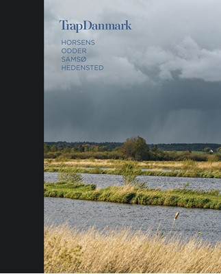 Trap Danmark: Horsens, Odder, Samsø, Hedensted Trap Danmark 9788771810172