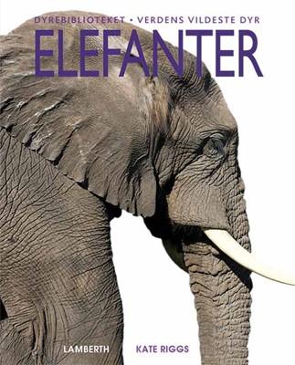 Elefanter Valerie Bodden, Kate Riggs 9788772248165
