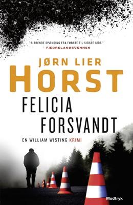 Felicia forsvandt Jørn Lier Horst 9788770072908