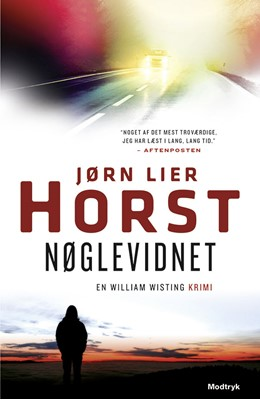 Nøglevidnet Jørn Lier Horst 9788770072892