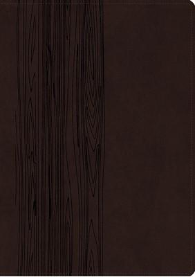 Bibelen på Hverdagsdansk, premium kunstlæder, brun  9788772031729