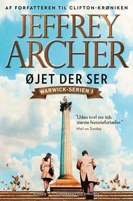 Øjet der ser Jeffrey Archer 9788711915806