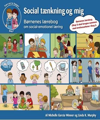 Social tænkning og mig 1 Linda K. Murphy, Michelle Garcia Winner 9788790333720