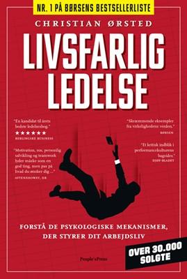 Livsfarlig ledelse Christian Ørsted 9788771372533