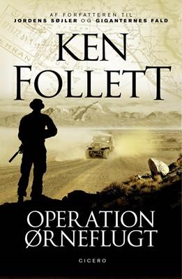 Operation Ørneflugt Ken Follett 9788763847254