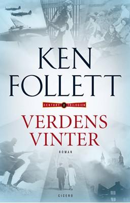 Verdens vinter Ken Follett 9788770790734