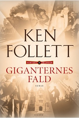Giganternes fald Ken Follett 9788770790581
