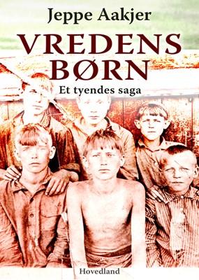 Vredens børn Jeppe Aakjær 9788770706872