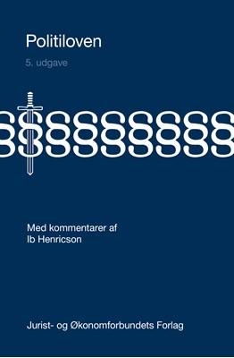 Politiloven Ib Henricson 9788757445770