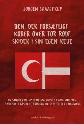 Den, der forsætligt kører over for rødt, skider i egen rede Jørgen Skaastrup 9788772188133