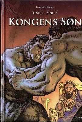 Theseus Bind 2 Kongens søn Josefine Ottesen 9788793892095