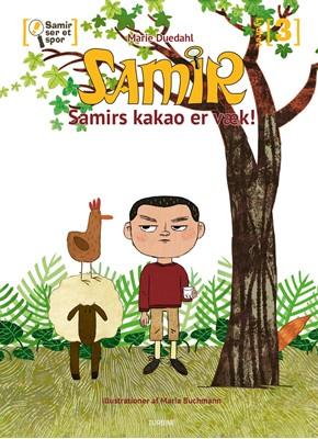 Samir ser et spor - Samirs kakao er væk Marie Duedahl 9788740657715