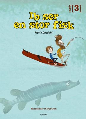 Ib ser en stor fisk Marie Duedahl 9788740662320