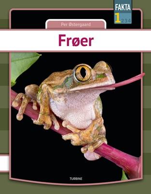 Frøer Per Østergaard 9788740662900
