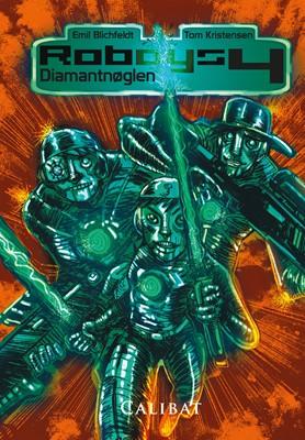 Diamantnøglen Emil Blichfeldt 9788793728899