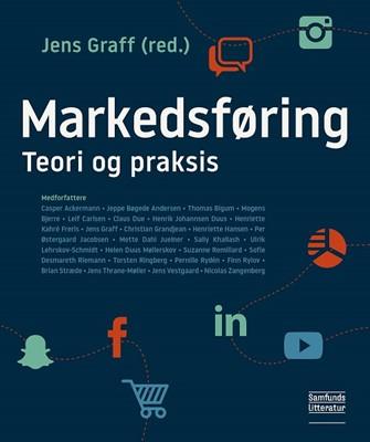 Markedsføring Jens Graff 9788759328781