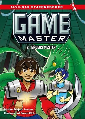 Game Master 2: Gådens mester Bjarke Schjødt Larsen 9788741513539