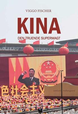 KINA - DEN TRUENDE SUPERMAGT Viggo Fischer 9788772189703