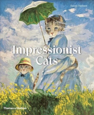 Impressionist Cats Susan Herbert 9780500295571