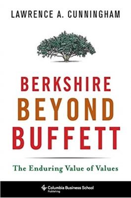 Berkshire Beyond Buffett Lawrence A. Cunningham 9780231170055