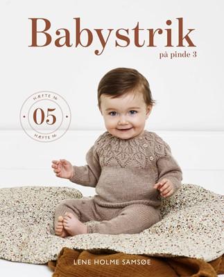 Babystrik på pinde 3 Lene Holme Samsøe 9788797064467