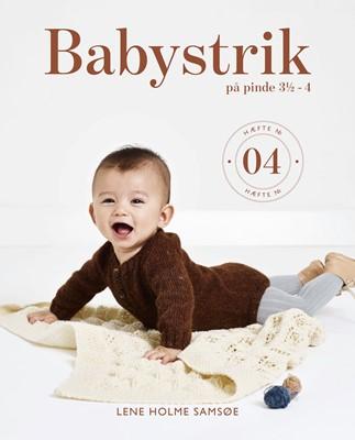 Babystrik på pinde 3 1/2 - 4 Lene Holme Samsøe 9788797064443