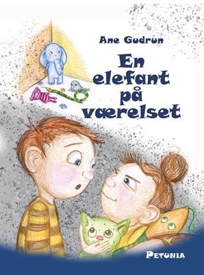 En elefant på værelset Ane Gudrun 9788793767911